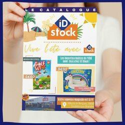 Si vous ne le saviez pas encore, le nouveau site internet iD Stock est désormais disponible !🥳  Et comme le soleil est de retour, nous avons décidé de fêter ça en vous présentant le catalogue de l'été !! 😁🌞  Pour le visionner, rendez-vous sur notre site internet, rubrique «Arrivages» 📒  >>> https://idstock.com/arrivages-destock   #destockage #petitprix #bonnesaffaires #été #soleil #catalogue #hautdefrance